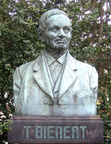 Gottlieb Traugott Bienert
